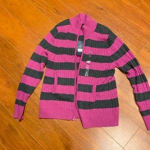 Tommy Hilfiger Zipped Sweater XL